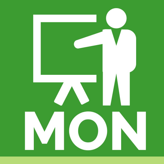 Monday Course Icon